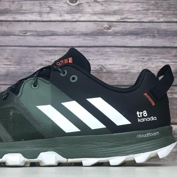Talla cocaína Maduro  adidas Shoes | Adidas Kanadia Tr8 Cloudfoam Trail Running Shoes | Poshmark